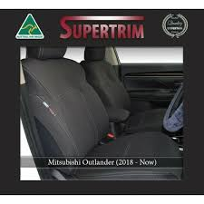 mitsubishi asx car rear seat protectors