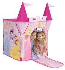 Worlds apart le principesse disney tenda castello [importato da