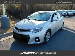 2014 Used Toyota Corolla 4dr Sedan CVT LE Plus at Toyota of ...