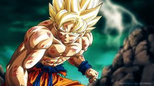 Goku 3840×2160 Super Saiyan Dragon Ball ...