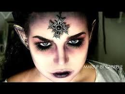 dark fairy evil pixie makeup tutorial you