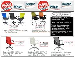 office furnitureoffice chair sale lazadapayday sale save p50000 off on chairs use voucher codepayday500 for mobile lazada app office furniture sale l49 furniture