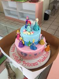 Cake Design Princess