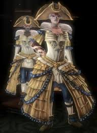 the women s masquerade suit is a clothing set in fable iii