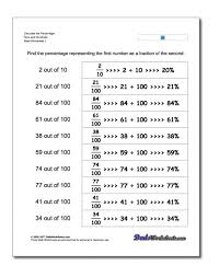percentages calculator maths worksheets free calculate percent from two numbers tens hundre an image part