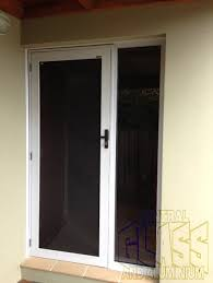 security added opt for more than just a standard screen door go all the way with the best security screen available the crimsafe ultimate door