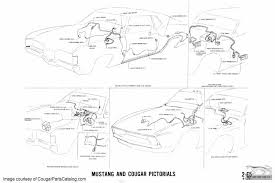 manual complete electrical schematic 73 Mustang Fuse Box Diagram 97 Ford Mustang Fuse Box Diagram