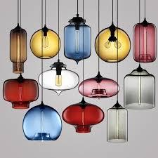 colored glass lighting. Colorful Glass Pendant Lights; Lights Colored Lighting