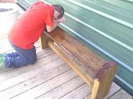 Anglican Prayer Bench