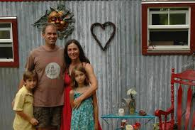 Simple Family How Simple Living Helped This Tiny House Family Truly Enjoy The Holidays