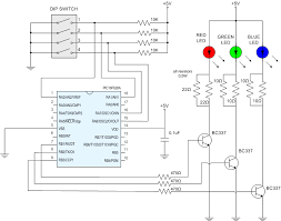 schematic3 gif high power led mood lamp electronics lab diagram