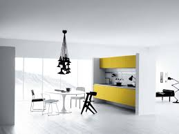 furniture nice stylish kitchens beautiful modern kitchen lighting pendants yellow