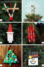 Christmas Ornament Crafts For Toddlers  Find Craft IdeasChristmas Tree Ornaments Crafts
