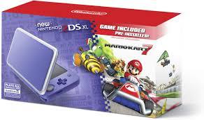 Máy Nintendo 2DS 3DS giá rẻ | Nintendo New 2DS XL Purple + Silver