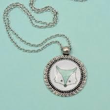 diy glass cabochon necklaces