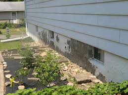 i have a poured concrete foundation house built in 1960 in upper new york