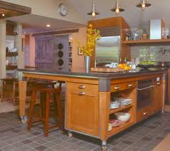 Incredible Fresh Kitchen Island On Wheels With Seating Throughout Islands  Ideas 4