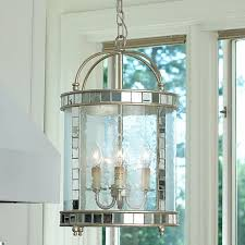 mirror mosaic lantern mirror mosaic lantern antique mirror tiles silver leaf and clear ripple glass combine to bring this sparkling fixture with elegant