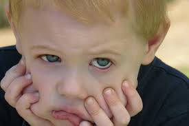 Image result for images upset baby faces