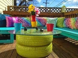 20 remarkable diy outdoor furniture on
