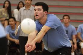 all academic boys volleyball team the san diego union tribune
