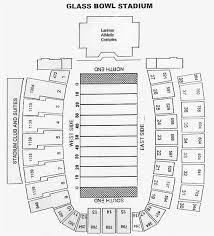 Toledo Rockets Glass Bowl Seating Chart Toledo Rockets 2017 Football Schedule