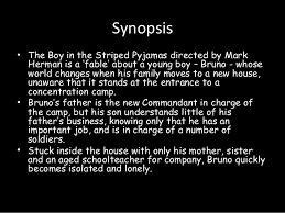 boy in the striped pyjamas synopsis and themes boy in the striped pyjamas themes and critical essay 2 synopsis