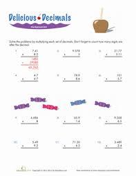 Below are six versions of our grade 6 math worksheet on column form multiplication of decimal numbers; Multiplying Decimals Multiplying Decimals Decimals Understanding Decimals