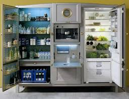 High End Fridges Amazing Of Luxurious Kitchen Appliances Contemporary Kitchen