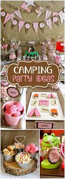 best ideas about camping parties camping party this camping party was held indoors so fun see more party ideas at catchmyparty