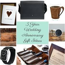 anniversary gift for him 3 years year ideas presents boyfriend