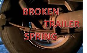 Image result for boat trailer leaf springs damage