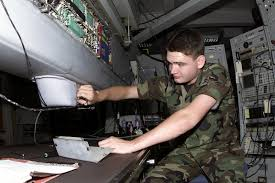 Airman First Class William Cleghorn An Electronic Warfare