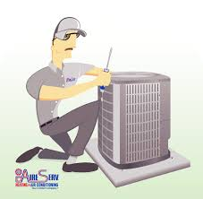 How To Service An Air Conditioner Residential Airconditioner And Furnace Repair Service Tips