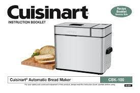Thank you for reading and commenting, be well! Recipe Booklet For Cuisinart Model Cbk 110 Bread Maker Cuisinart Bread Machine Paddle Cbk 110 Bread Machine