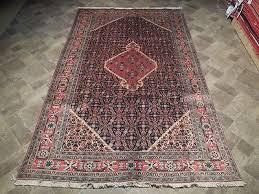 persian 30 years old koliai 7 x 10 kurdish tribes handmade area rug