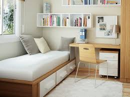 Bedroom For Kids With Small Desk