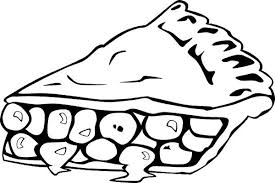 Small Picture Pie Clip Art Coloring PagesClipPrintable Coloring Pages Free