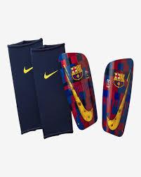 Fc Barcelona Mercurial Lite Football Shin Guards