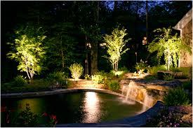 Garden  Solar Outdoor Lighting Backyard Garden Concept Outdoor In Solar Backyard Lighting