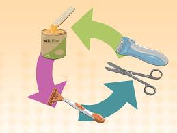 Pubic Hair Trimming Designs How To Trim Your Pubic Hair With Pictures Wikihow