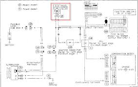 1994 nissan pickup system wiring diagram pdf manual 1994 nissan pickup system wiring diagram