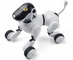 🤑 <b>Интеллектуальный щенок</b>-<b>робот собака</b> PuppyGo APP - HM1803
