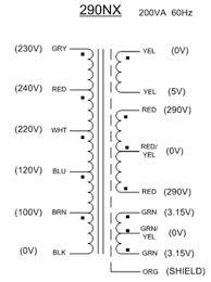 hammond transformer wiring diagram 34 wiring diagram jzgreentown com 270 Volt to 110 Volt Transformer hammond transformer wiring diagram 34 wiring diagram images wiring diagrams sewacar co
