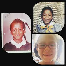 3 generation of snaggletooths. My Mom, Jas and I.   Tameka Downing ...