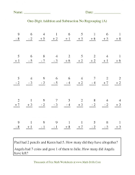 Free Printable Addition Worksheets 3 Digits Subtraction 4th Grade ...