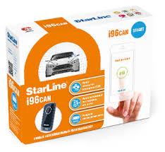 <b>Иммобилайзер StarLine i96</b> CAN smart — купить по выгодной ...