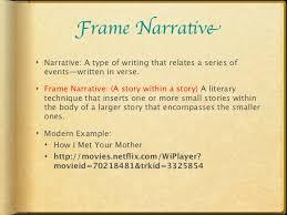 Frame Story Magdalene Project Org
