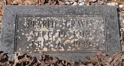 Pearlie McCoy Graves (1912-1939) - Find A Grave Memorial