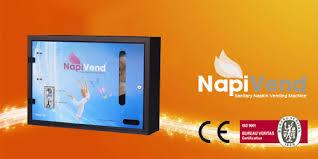Napkin Vending Machine Stunning Visaga Techno System Vend48